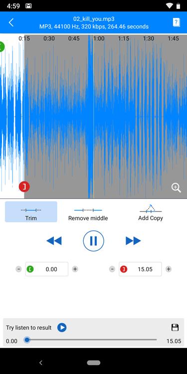 Ringtone Maker- MP3 Cutter